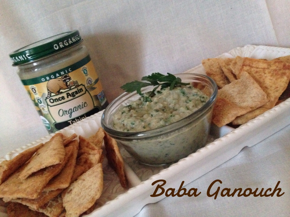 Baba Ganoush: Don't underestimate the Eggplant! 5 easy ways to enjoy this summer vegetable.
