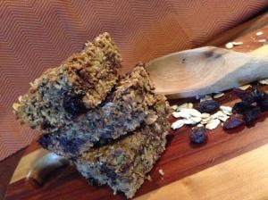sunny granola bar 2