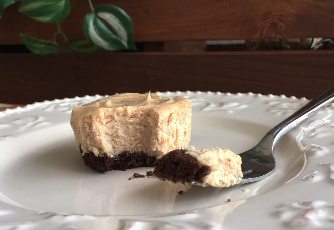 Peanut Butter Cheesecake: simplydelicious!