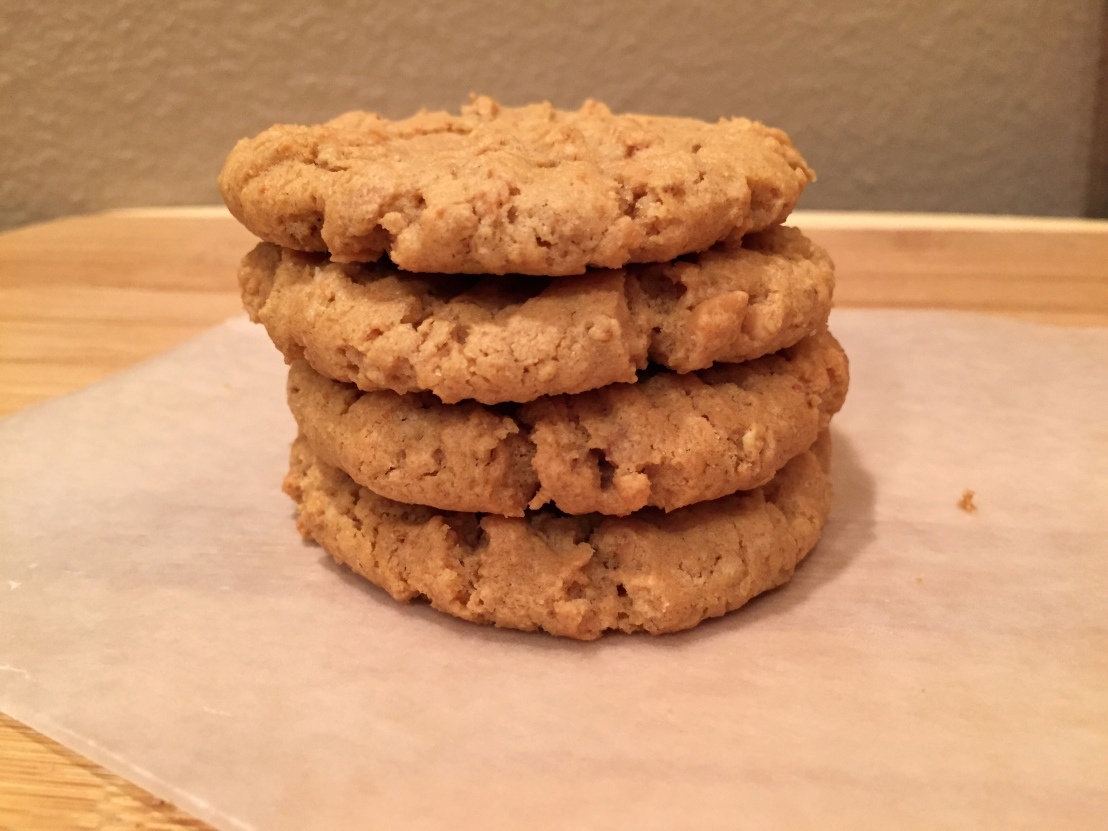 Classic with a Twist: Peanut Butter Cookies – Vegan and Gluten-Free!
