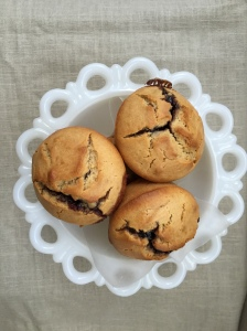 PB and Jelly Muffin