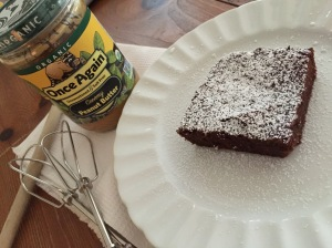 grainfree chocolate brownie