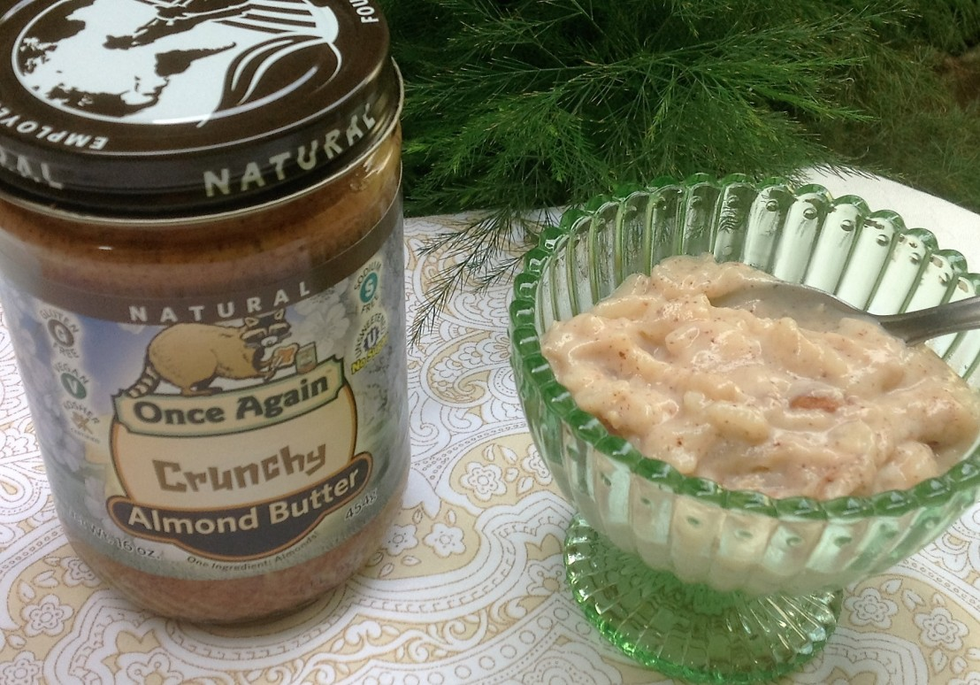 Almond Butter Rice Pudding (2)