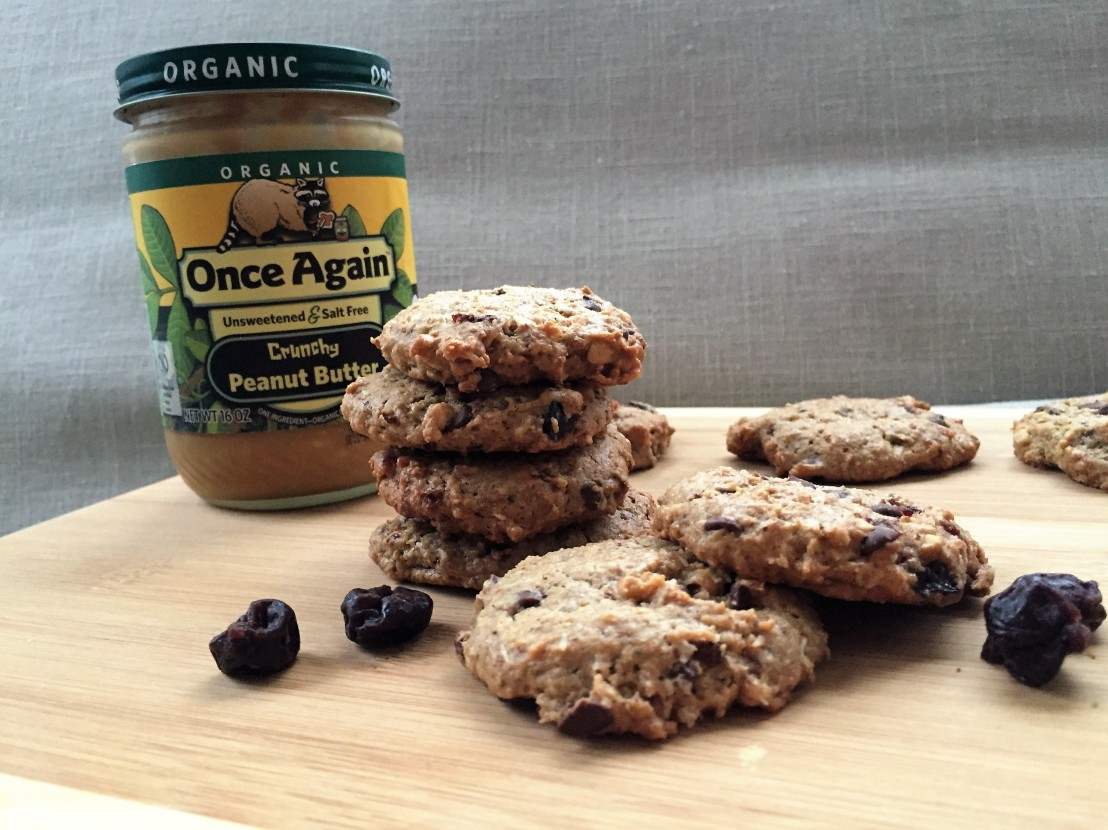 Runner's Recovery Cookie - www.onceagainnutbutterblog.com