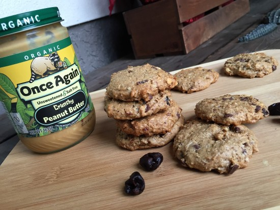 Runner's Recovery Cookie www.onceagainnutbutterblog.com
