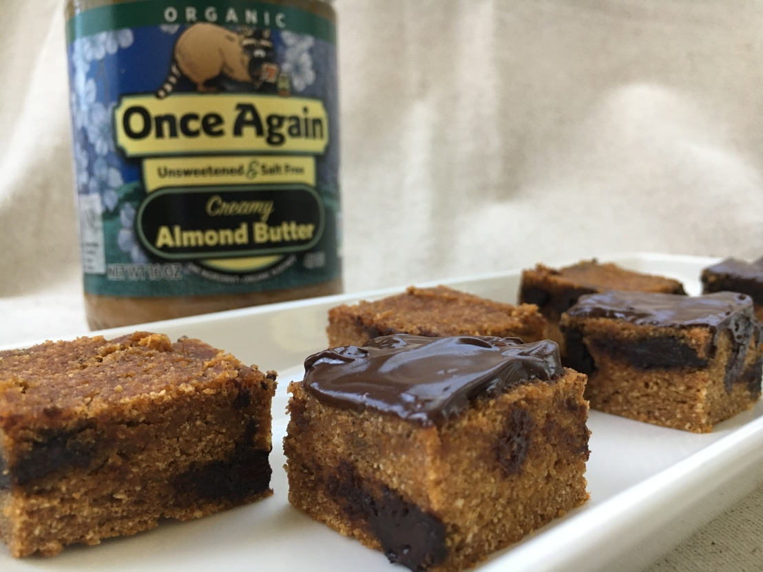Pumpkin Cake Bites from Once Again Nut Butter